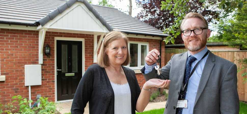 New home in Eaglescliffe for Joanne