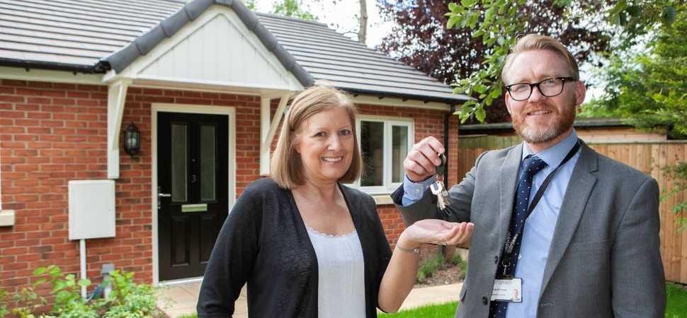 New home in Eaglescliffe for Joanne