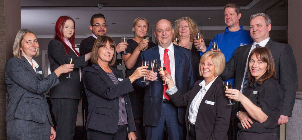 Manager Celebrates 20th Year at Helm of Altrincham's Cresta Court Hotel