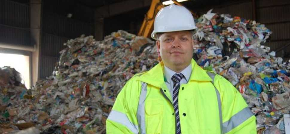 J&B Recycling Backs Nappy Campaign in Hull