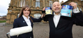 No drama for South Shields Theatre companys refurbishment after paint donation