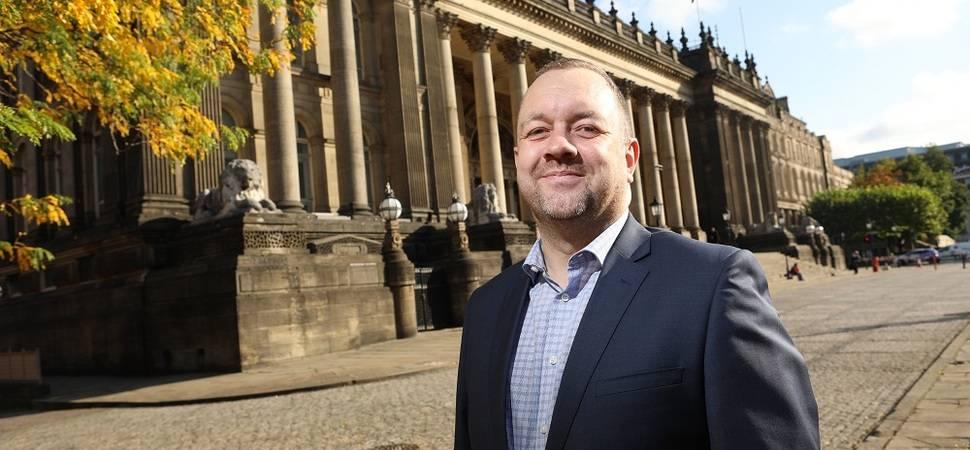 Leeds engineers donate to local foodbank