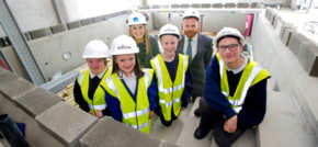 Specialist schools hydropool dream one step closer to reality