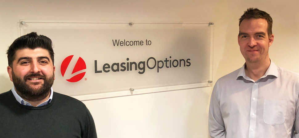 LeasingOptions.co.uk Announces Internal Restructure and Multiple Promotions