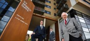 Multimillion-pound investment delivers new offices for St James Gate