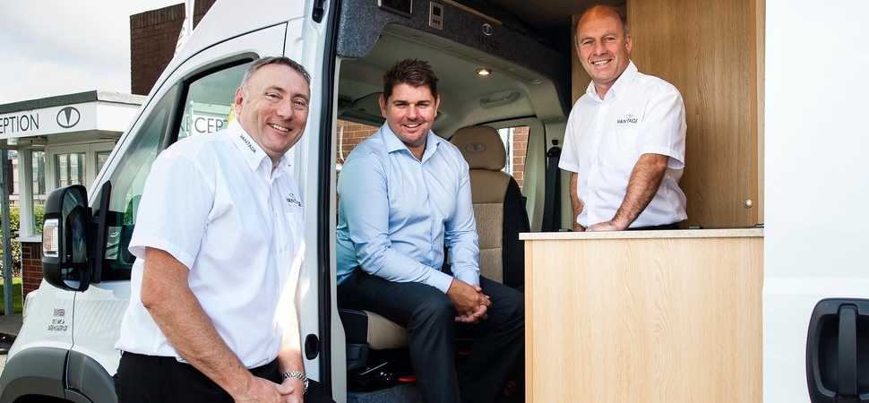 Vantage Motorhomes to hold two Factory Open Days Friday August 9th and Saturday 10th