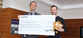Together supports local bereavement charity