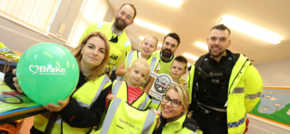 North Sea Link helps local primary school celebrate Road Safety Week