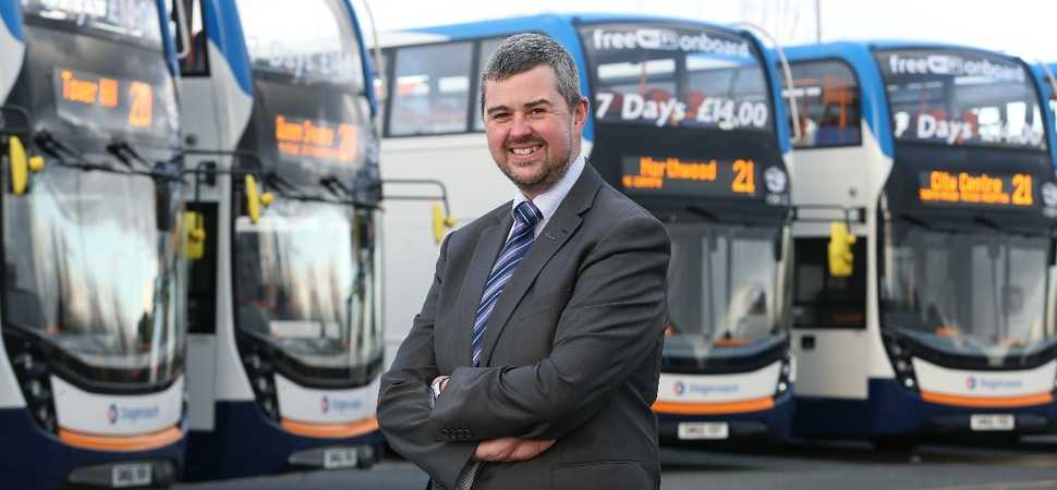 Liverpool's Next-Generation Buses are among the greenest in the UK