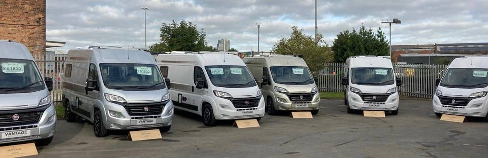 Leeds-based Vantage Motorhomes Holds Event At Factory Showroom 13-18 October