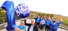 First anniversary for The Sill in Northumberland National Park