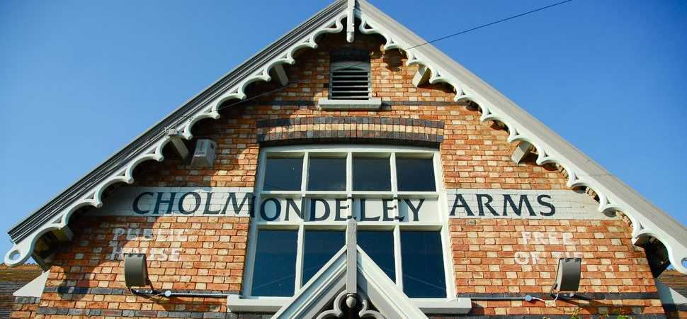 Cholmondeley Arms Wins Best Gin Pub in the UK for the Second Year Running