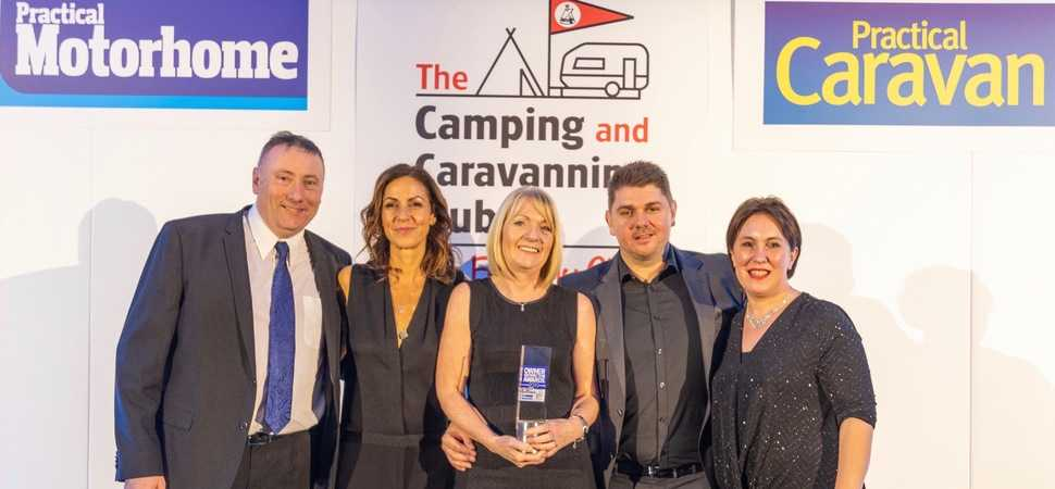 Vantage Motorhomes Wins Top Industry Awards For Seventh Consecutive Year