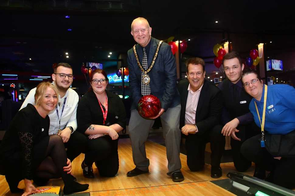 £1 Million-Plus Investment Transforms Tenpin Cheshire Oaks And Creates New Jobs
