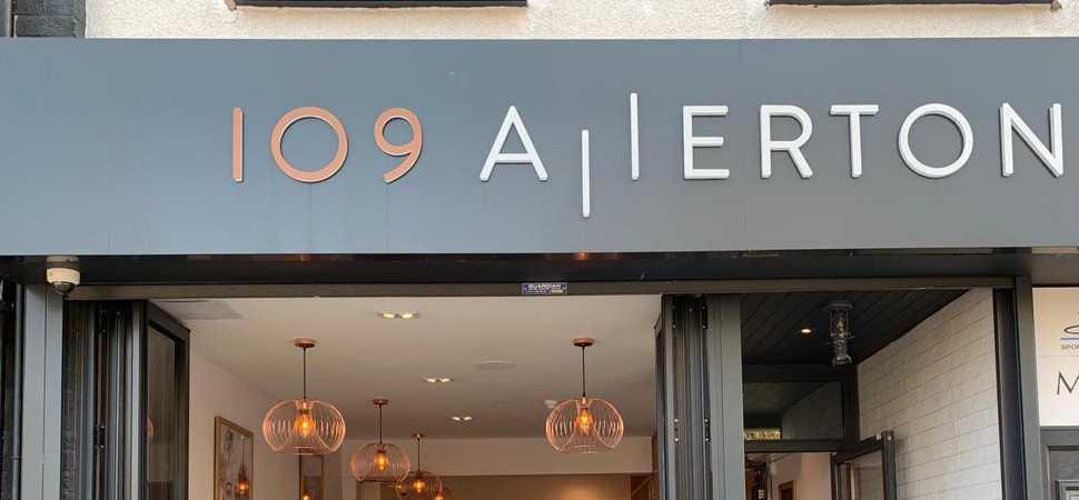 109 Allerton  Liverpools best restaurant.