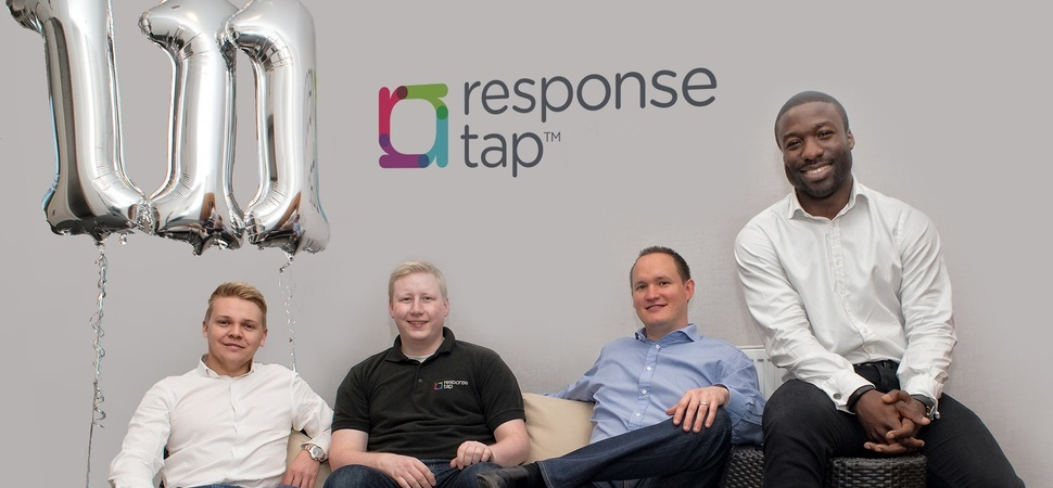 Call intelligence specialist ResponseTap begins annual six figure charity giving