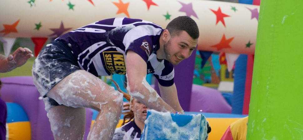 Businesses invited to compete in Kirkwood Hospice's 'It's a Knockout'