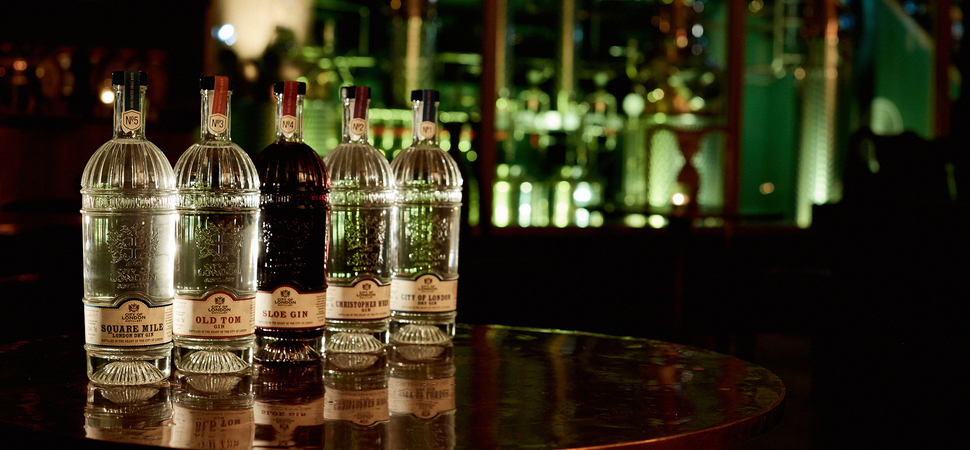 Halewood Investment Boosts City of London Distillery