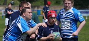 Sale Sharks joins forces with Premiership Rugby to support mixed ability rugby