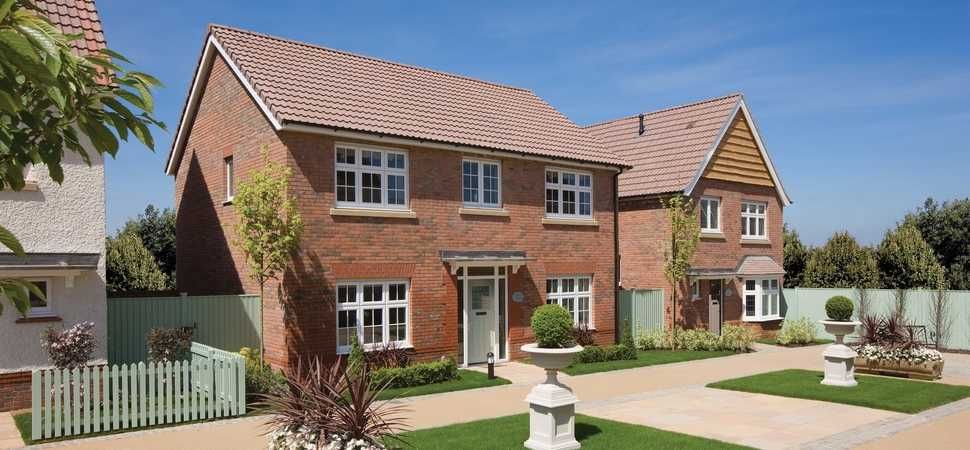 Leighton Buzzard development shakes things up for showhome unveiling