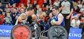 Great Britain Wheelchair Rugby Announce Line Up for King Power Quad Nations