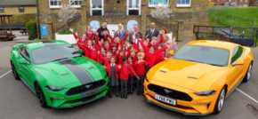 Bristol Street Motors supports Orpington schools fundraising parents