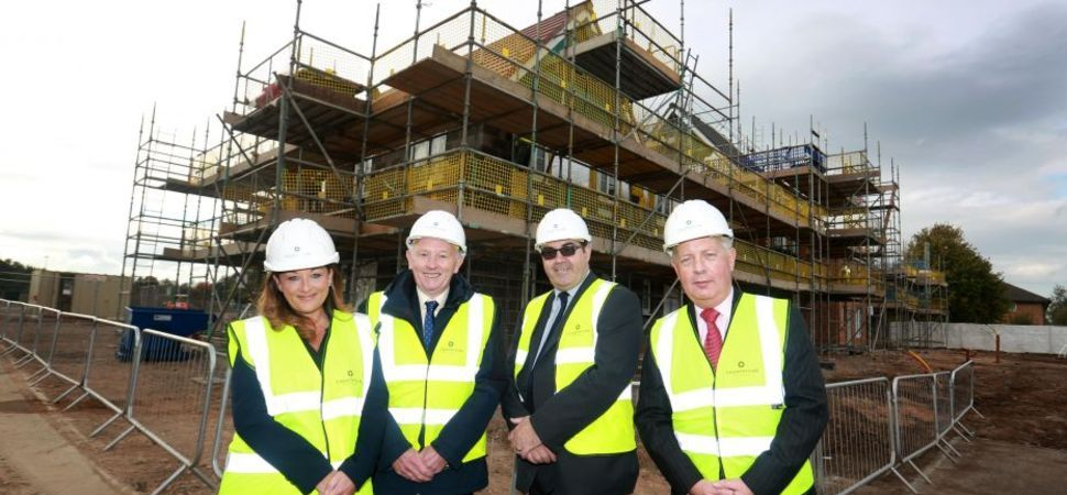 Knowlsey regeneration scheme paves way for new homes