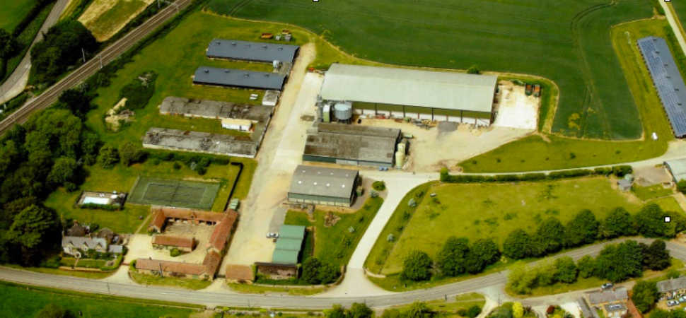 Super storage space up for grabs at farm site