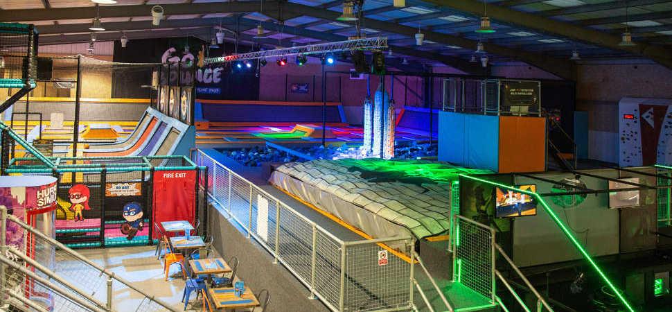 World-leading Doncaster-based soft play manufacturer celebrates 86.7% increase