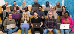Free return to tech programme gives skills boost for the North West