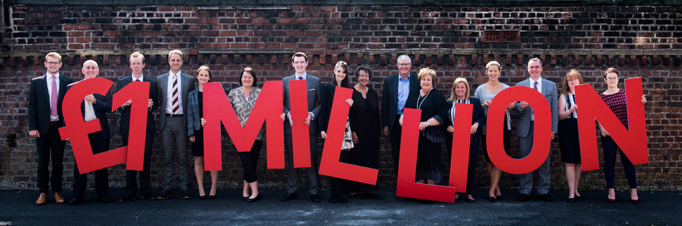 SAS Daniels hits £1million mark for fixed fee employment and HR services