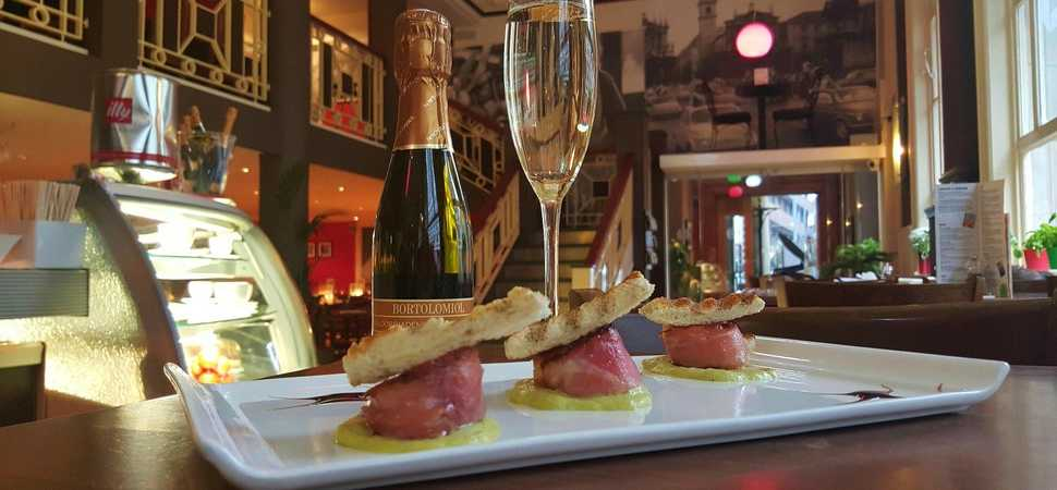 Trattoria 51 set to celebrate Easter with Fish & Fizz
