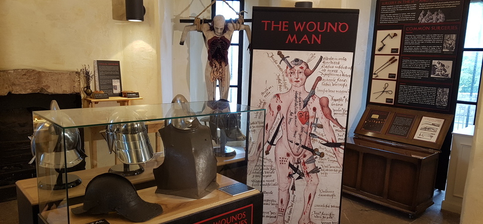 Chester's new gory visitor attraction 'Sick to Death' opens its doors