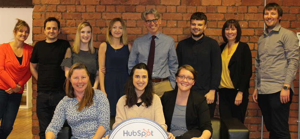 Axon Garside become first Manchester-based HubSpot Platinum Partner Agency
