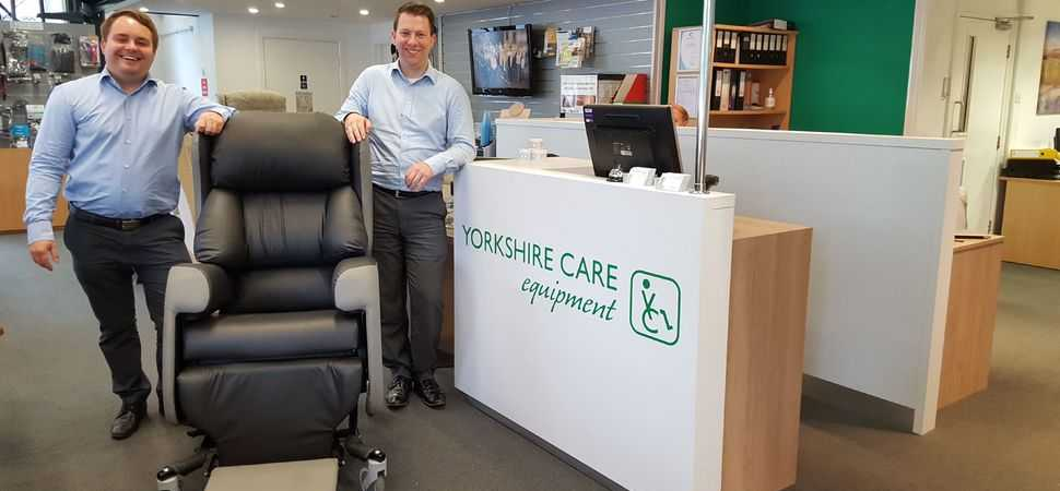 Yorkshire Care Equipment Publish Free Seating Assessment Guide