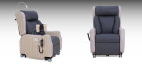 Innova Care Concepts focus on luxury in palliative care by launching Arene Mk II