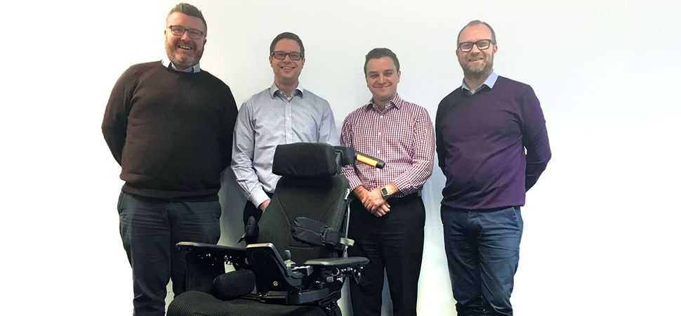 Permobil Partner with Wetherby's Innova to Expand Reach into Case Management
