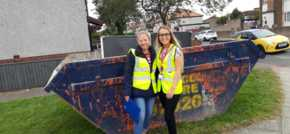 Flakefleet residents go green thanks to Regenda Homes