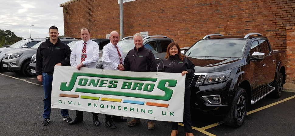 Leading civil engineering firm invests £2m in Wigan economy during link road project