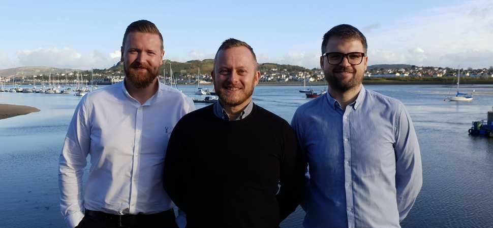 Buoyant North Wales economy leads to architects expansion