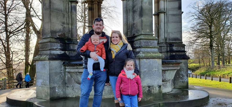 Couple dreams of winning wedding in charity fundraising initiative