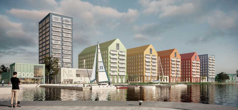 First wave of housing rubber-stamped for UK's largest regeneration project