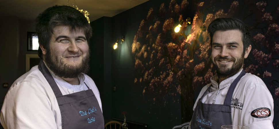 Booming Redcar restaurant expands capacity with young recruit
