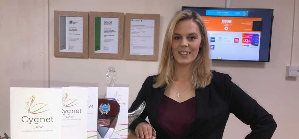 Up-and-coming Redcar Lawyer Nominated for prestigious National Award
