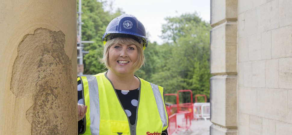Award-winning care professional to lead the team at new Malsis Hall facility