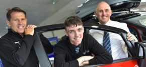 Bristol Street Motors Redditch Ford Helps Fund Football Academy