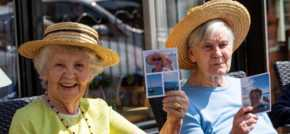 Postcard appeal launched by Glasgow care home