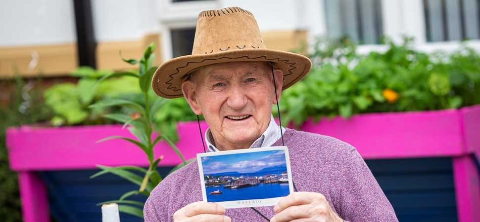 Postcard appeal launched by East Kilbride care home