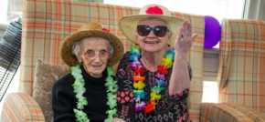 Postcard Appeal launched by Aberdeen Care Home