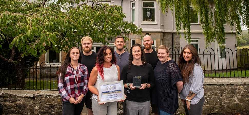 Plymouth care facility recognised with prestigious award